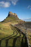 Lindisfarne — Stock Photo