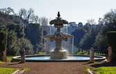 Fountain in public park — Foto Stock