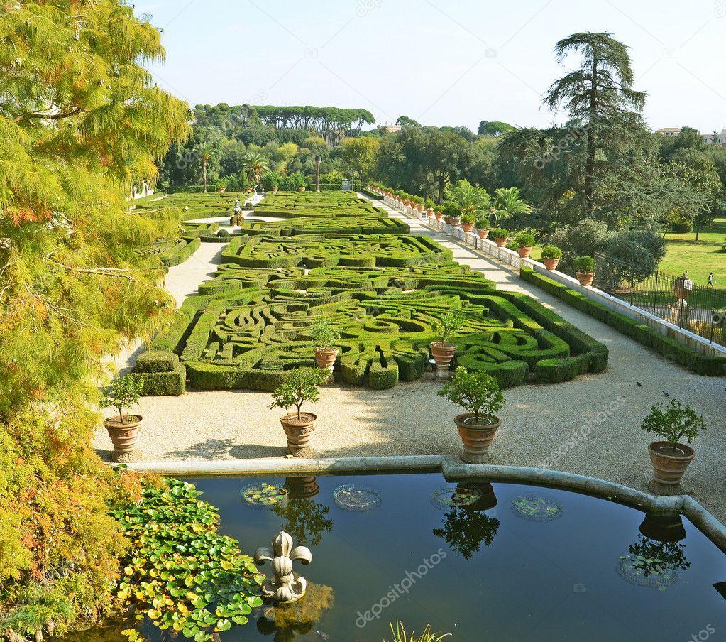 Panorama jardin italien photographie nico99 9484895 for Jardin italien