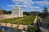 Villa pamphili panorama — Zdjęcie stockowe