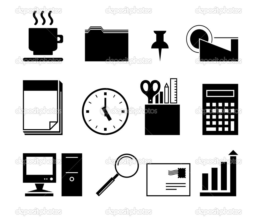 Related Keywords & Suggestions for Office Icon