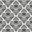 Royalty-Free Stock Vector Image: Damask wallpaper
