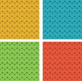 Knitted pattern imitation — Stock Photo
