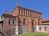 Synagoga w krakowie — Zdjęcie stockowe