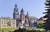 Wawel Cathedral in Krakow, Poland — Stock Photo