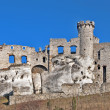 Stock Photo: Castle ruins in Ogrodzieniec, Poland