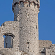 Stock Photo: Old castle tower