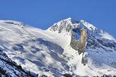Hintertux Glacier — Stock Photo
