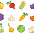 Royalty-Free Stock Vector Image: Vegetables