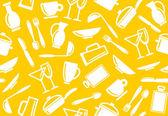 Кухонное изделие — Cтоковый вектор