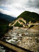 Montagnes du nord vietnam — Photo