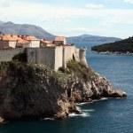 Dubrovnik Fort — Stock Photo