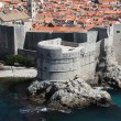 Dubrovnik Fort — Stock Photo