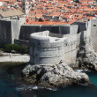Dubrovnik Fort — Stock Photo #10654882