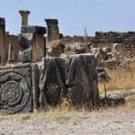 Volubilis Roman Old City — Stock Photo #9501211