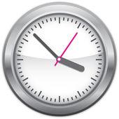 Wall clock — Stock Vector