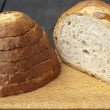 Fresh delicious bread - Photo