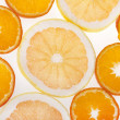 Stock fotografie: Fresh citrus fruits
