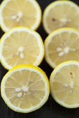 Fresh citrus fruits — Stockfoto