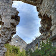 Manastir in Croatia - Stockfoto