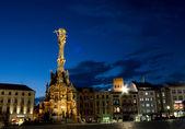Olomouc architecture — Stock Photo