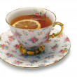 Black Tea — Stockfoto