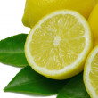 Lemon Half — Stock Photo #10248201