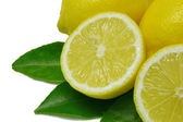 Lemon Half — Stock Photo
