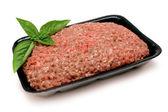 Ground Beef — Stock Photo