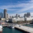 Cityscape of SDiego California — Stock Photo #10607526