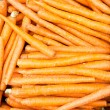 Royalty-Free Stock Photo: Carrots freshly dug and ready for sale