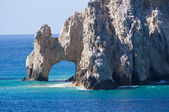 El Arco rock formation near Cabo san Lucas — Stock Photo