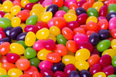 Jelly Bean background — Stock Photo
