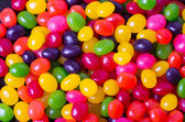 Assortment of Jelly Beans for background — Stock Photo