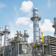 Power plant — Stock Photo #10089367