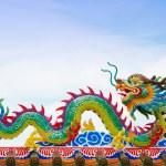 Chinese dragon — Stock Photo #9213750