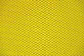 Yellow polyester fabric — Stock Photo