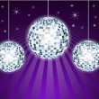 Disco balls — Stock Photo