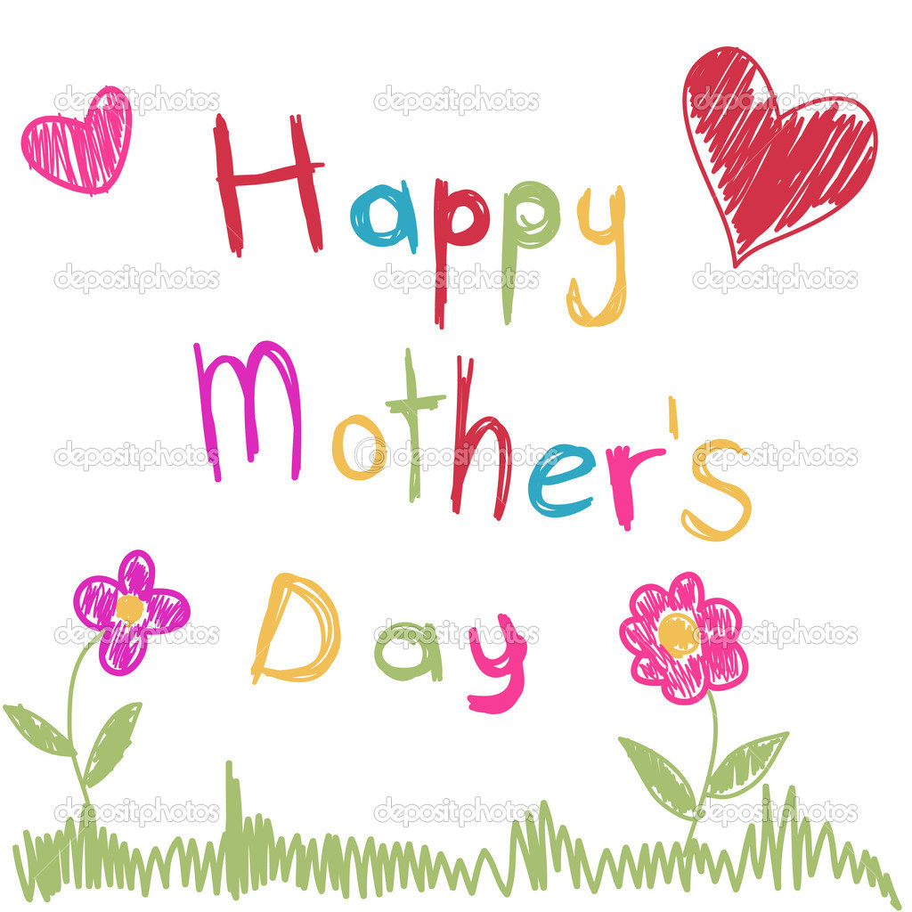 Mother s Day — Stock Vector © lemony