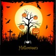 Halloween — Vector de stock #9620854