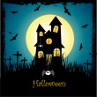 Halloween — Vector de stock #9620856