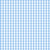 Seamless blue plaid pattern — Stock Vector