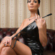 Mistress — Stock Photo #9313593