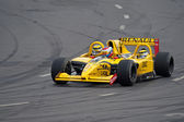 The show car of Formula-1 Renault F1 Team — Stock Photo