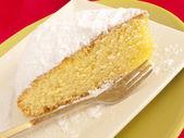 Daisy cake — Stock fotografie
