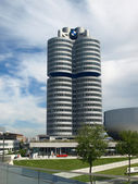 BMW welt — Stock Photo