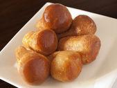 Baba neapolitan food — Foto de Stock
