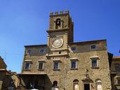 コルトーナ、トスカーナ - イタリア — ストック写真