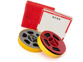 Super8 reels — Stock Photo