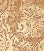 Vintage pattern. — Stockvektor